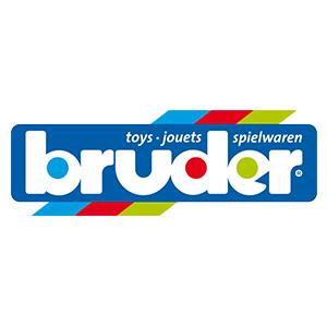 Bruder Spielfahrzeuge Logo Hartfelder Marken- und Qualitätsspielzeug Hamburg