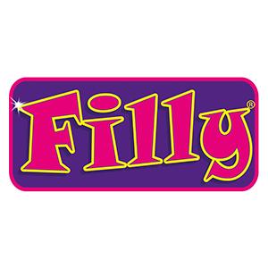 Filly Pferde Logo Hartfelder Marken- und Qualitätsspielzeug Hamburg
