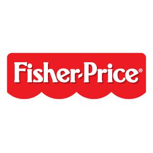 Fisher-Price Kleinkindspielzeug Logo Hartfelder Marken- und Qualitätsspielzeug Hamburg