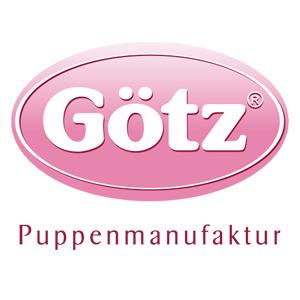 Götz Puppenmanufaktur Logo Hartfelder Marken- und Qualitätsspielzeug Hamburg