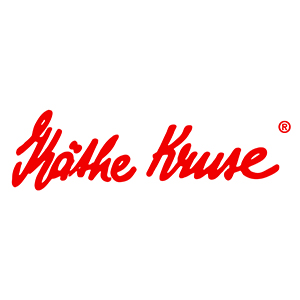 Käthe Kruse Puppen Logo Hartfelder Marken- und Qualitätsspielzeug Hamburg
