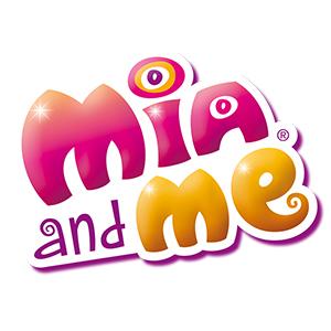Mia and Me Figuren Logo Hartfelder Marken- und Qualitätsspielzeug Hamburg