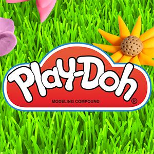 Play-Doh Knete Logo Hartfelder Marken- und Qualitätsspielzeug Hamburg