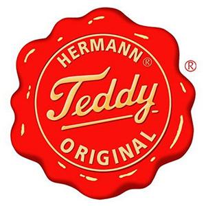 Teddy Hermann Logo Hartfelder Marken- und Qualitätsspielzeug Hamburg