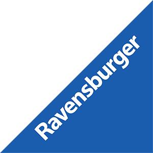 Ravensburger Gesellschaftsspiele Logo Hartfelder Marken- und Qualitätsspielzeug Hamburg