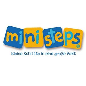 ministeps Babyspielzeug Logo Hartfelder Marken- und Qualitätsspielzeug Hamburg