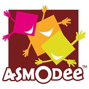 Asmodee Gesellschaftsspiele Logo Hartfelder Marken- und Qualitätsspielzeug Hamburg
