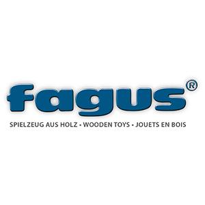 Fagus Holzspielzeug Logo Hartfelder Marken- und Qualitätsspielzeug Hamburg
